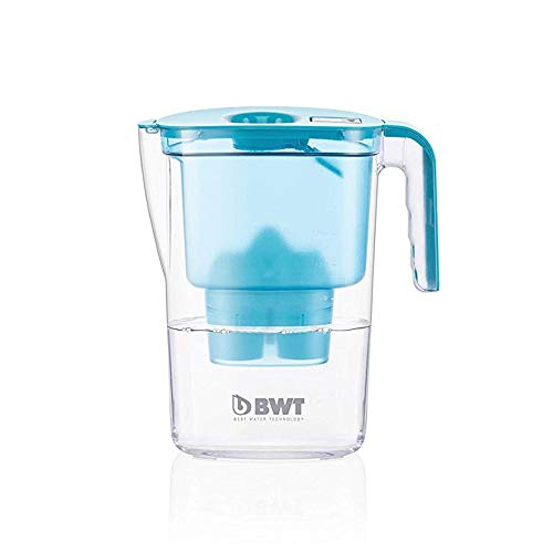 BWT - 815446 - Tischwasserfilter VIDA - 2,6 l, petrol -...