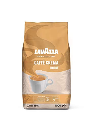 Lavazza Kaffeebohnen - Caffè Crema Dolce - 1er Pack (1...