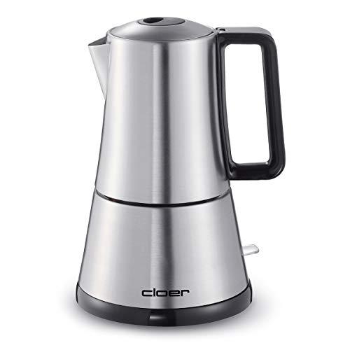 Cloer 5928 Espresso-Kocher / 365 W / für 3-6 Tassen...