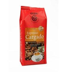 GEPA Espresso Cargado - gemahlen 1 Karton ( 6 x 250 g )...