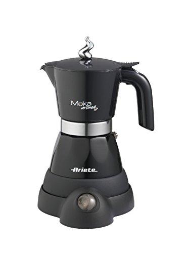 Ariete 1358 Moka Aroma elektrische Espressomaschine,...