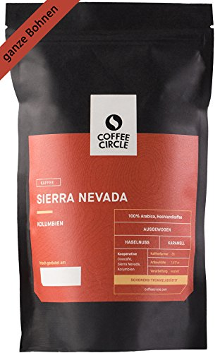 Coffee Circle | Premium Kaffee Sierra Nevada | 350g...