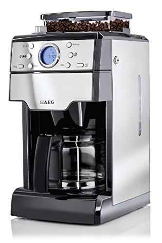 AEG KAM 300 Kaffeemaschine (Integrierte Kaffeemühle, 9...