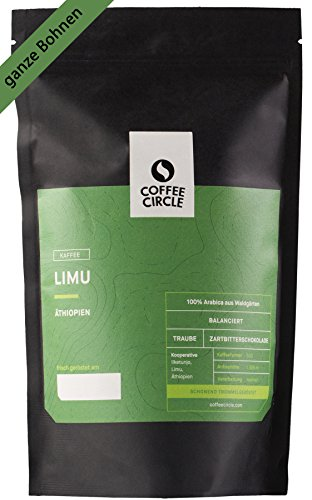 Coffee Circle | Premium Kaffee Limu | 350g ganze Bohne...