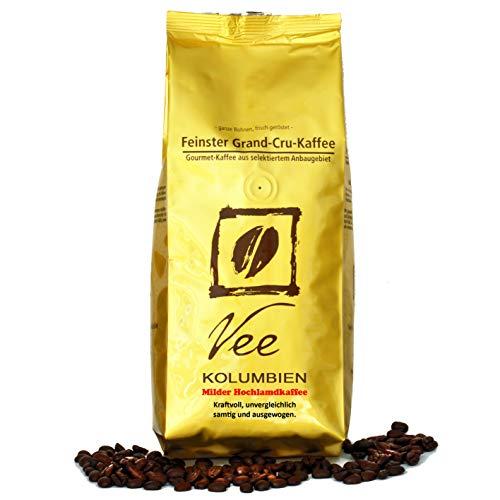 """KOLUMBIEN""""Milder Hochlandkaffee"""" 1000g"""