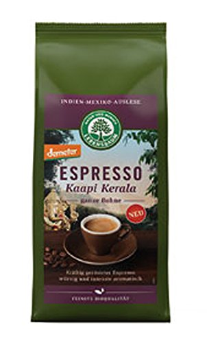 Bio Espresso Kaapi Kerala, Bohne, Demeter 250g...