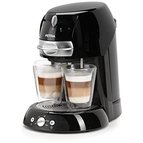 Petra Artenso latte KM 42.17 Kaffeepadmaschine (1600...