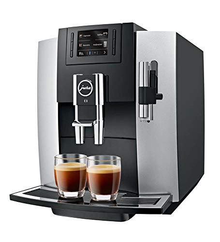 Jura 15084 E8 Kaffeevollautomat / A / platin /...