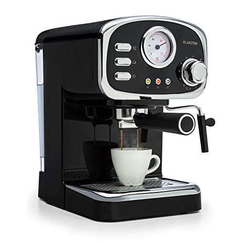 Klarstein Espressionata Gusto - Espressomaschine,...
