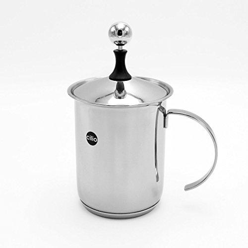 """Cilio 0000550023 Cappuccino Creamer """"Classic 6..."""