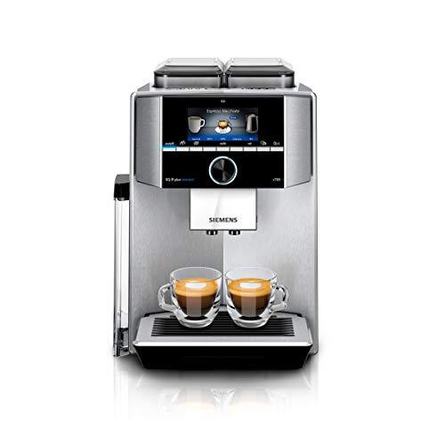 Siemens EQ.9 plus connect s700 Kaffeevollautomat...