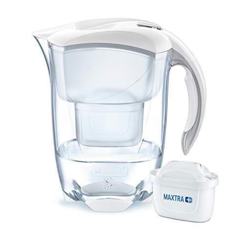 BRITA Wasserfilter Elemaris weiß, inkl. 1 MAXTRA+...