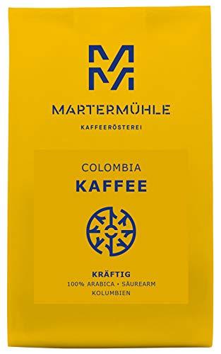 Martermühle | Kaffee Colombia (500g) | Ganze Bohnen |...