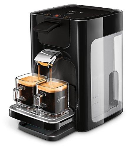 Philips HD7865/60 Senseo Quadrante Kaffeepadmaschine,...