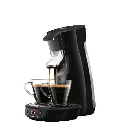 Kaffee-Pad-Maschine