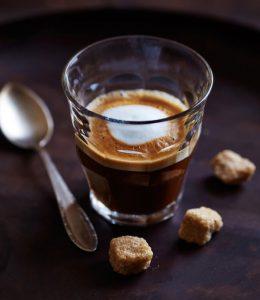 Ein perfekter Espresso Macchiato