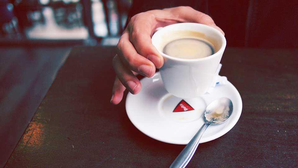 Kaffee aus Vollautomat