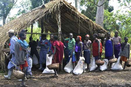 Kaffeeland Äthiopien