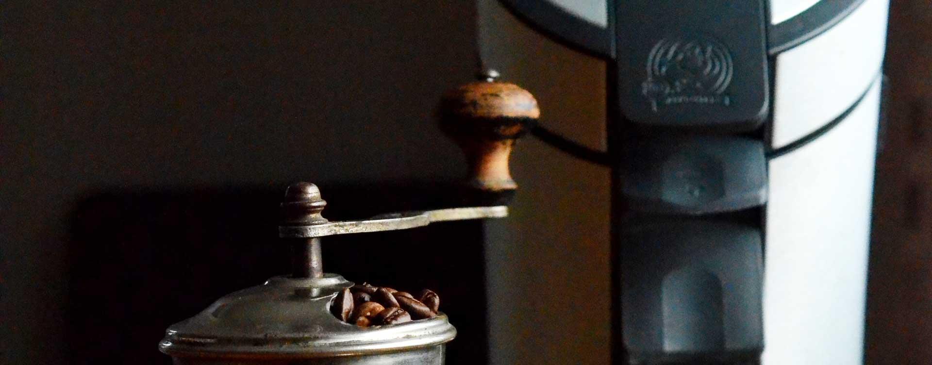 Kaffeepadmaschine