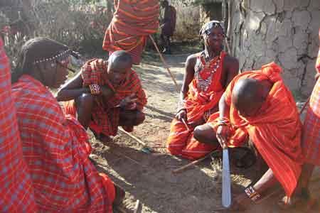 Kenia Masai