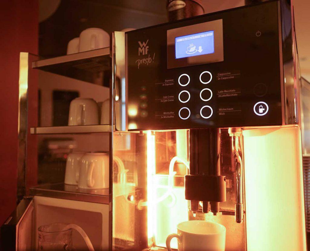 Wie funktioniert ein Kaffeevollautomat?