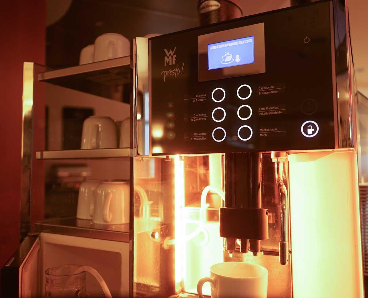 Wie Funktioniert Ein Kaffeevollautomat