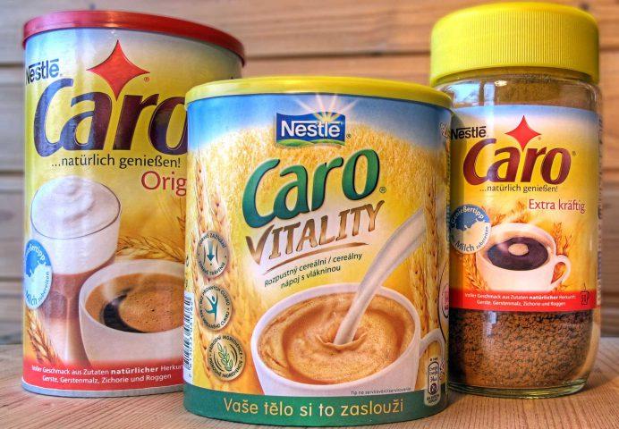 Caro Kaffee von Nestlé