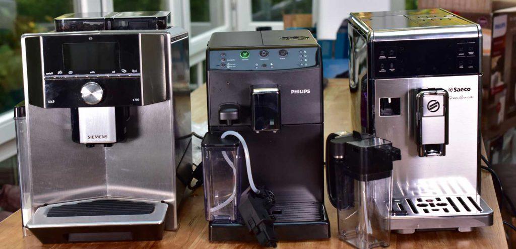 kaffeevollautomaten test 2018 die besten im vergleich. Black Bedroom Furniture Sets. Home Design Ideas