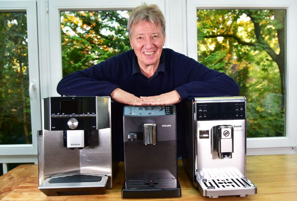 Kaffeevollautomat Test von Norbert